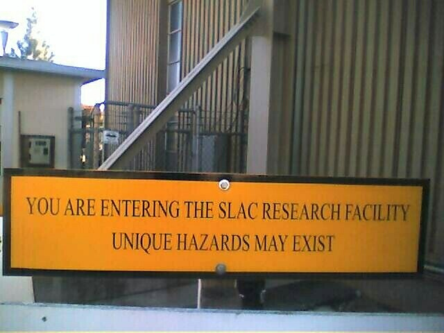unique hazards